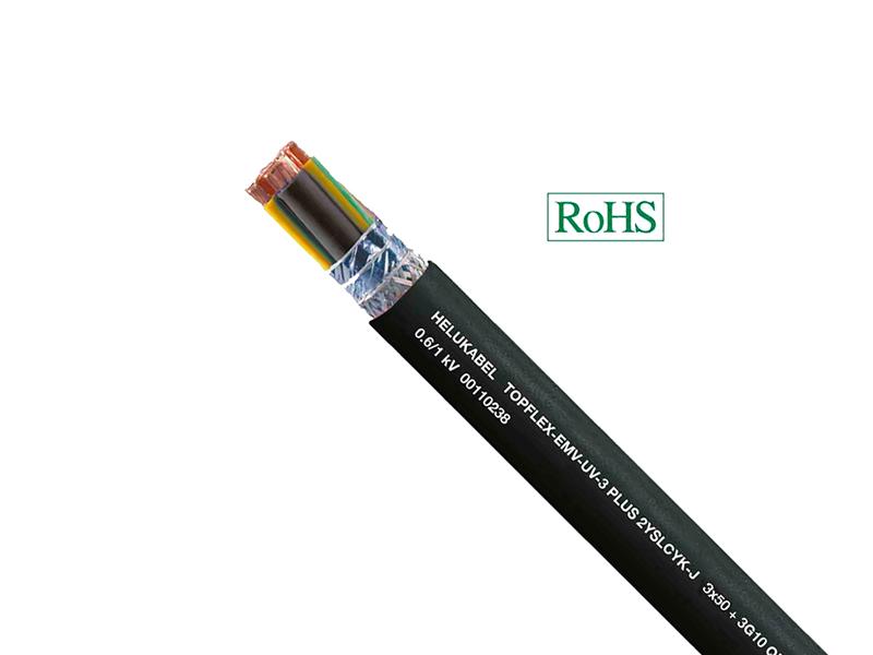 Cables para variadores 1kV